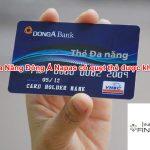 Thẻ Đa Năng Đông Á Napas có quẹt thẻ được không?