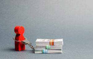 Bùng App Vay Tiền Online có sao không. Trốn nợ, Xù nợ có nên không?