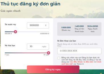 [App Vamo] Cách tải app và Vay tiền online nhanh Vamo từ A-Z