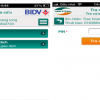Số dư tối thiểu trong thẻ ATM tài khoản BIDV bao nhiêu. Làm sao rút hết