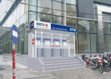 Các Loại Thẻ ATM của Ngân Hàng BIDV và Biểu phí 2020