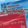 Tổng hợp Các loại thẻ ATM của ngân hàng Agribank 2020