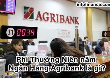 Thu Phí Thường Niên năm Ngân Hàng Agribank là gì 2020