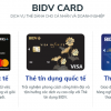 Quên Số Tài Khoản ATM Ngân Hàng BIDV và Cách Lấy Lại