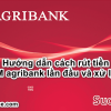Hướng dẫn cách rút tiền ATM agribank lần đầu và xử lý lỗi