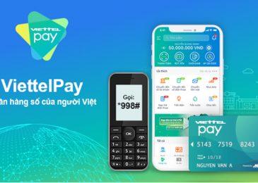 Hướng dẫn Cách sử dụng ViettelPay trên máy tính pc, điện thoại 2020