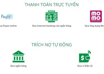 Cách thanh toán tiền trả góp Fe Credit qua Internet Banking