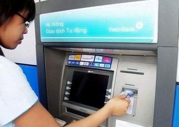 Tại sao không rút được tiền trong thẻ ATM Vietinbank? và Cách xử lý