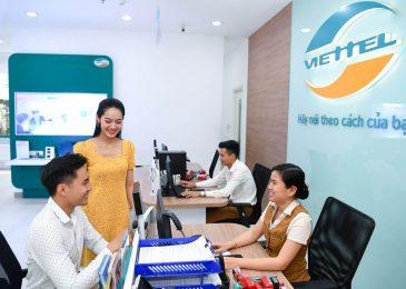 Cửa hàng Viettel có chuyển tiền vào tài khoản ngân hàng không?