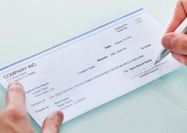 Cách viết Séc rút tiền mặt của các ngân hàng 2021: Vietcom, Acb, Agribank, Bidv, Vietinbank