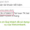 MBVCB Là Ngân Hàng Gì? Có phải mã giao dịch của Vietcombank