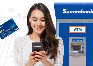 Cách đổi mã pin thẻ ATM Sacombank trên điện thoại lần đầu 2021