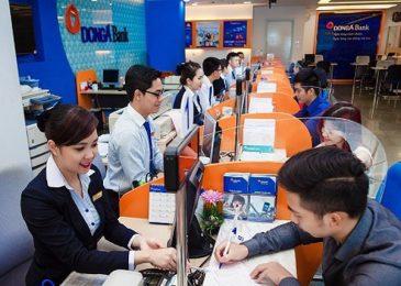 Cách mở tài khoản ngân hàng Đông Á online 2021 miễn phí