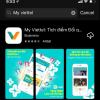 Cách thanh toán cước trả sau Viettel qua Internet Banking 2020