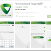 Cách tải, đăng ký và Kích hoạt SMS Smart OTP Vietcombank dễ 2020