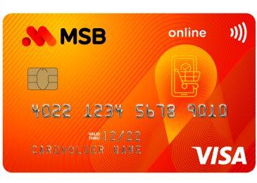Các Loại Thẻ ATM của Ngân Hàng MSB và Biểu phí 2020