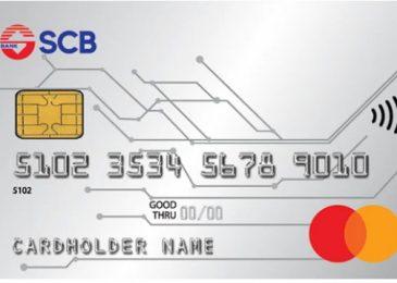 Các Loại Thẻ ATM của Ngân Hàng SCB và Biểu phí 2021
