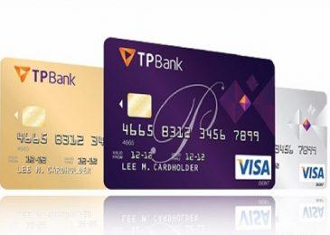 Các Loại Thẻ ATM của Ngân Hàng Tpbank và Biểu phí 2020