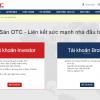 Sàn giao dịch OTC là gì? Giá mua cổ phiếu trên sàn otc như thế nào?