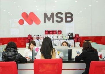 MSB chuyển tiền có mất không? Biểu phí chuyển tiền và cách chuyển 2021
