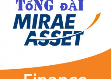 Tổng đài ngân hàng Mirae Asset, số điện thoại, hotline 24/7 miễn phí 2021