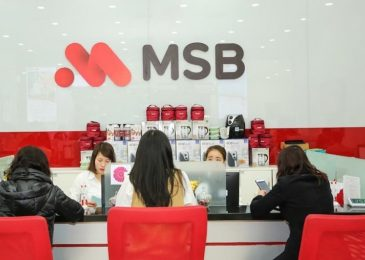 Giờ làm việc của MSB 2021. Thứ 7 mở/đóng cửa mấy giờ?