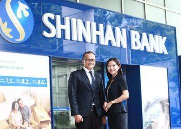 Giờ làm việc của Shinhan bank 2021. Thứ 7 mở/đóng cửa mấy giờ?