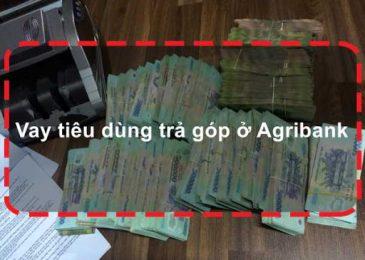 Vay Tiêu Dùng Agribank 2021: hồ sơ đăng ký, thủ tục, hồ sơ, lãi suất