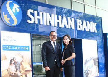 Shinhan Bank là Ngân hàng gì, của nước nào, viết tắt, uy tín không?
