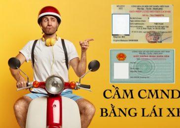 Cầm bằng lái xe B2 bao nhiêu tiền? Ở đâu TpHCM, Hà Nội, F88