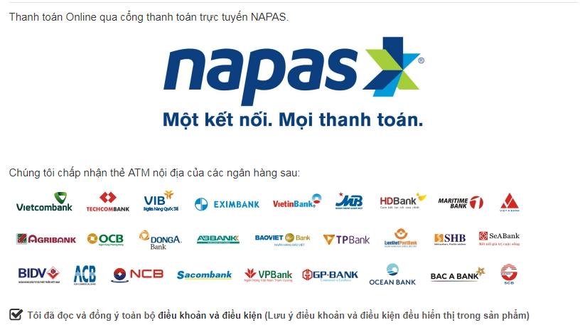 Thẻ Napas là gì? Có quẹt được không? Có thanh toán quốc tế được không?