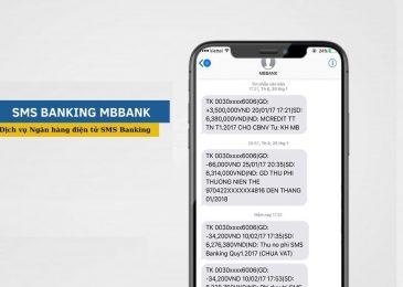 Cách đăng ký SMS banking Mb Bank, Phí dịch vụ, cách sử dụng, hủy 2021