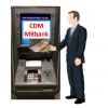 Điểm đặt Máy CDM Mbbank ở đâu? Cách nạp và rút tiền 2021?