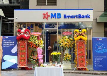 Smartbank Mbbank là gì? Ở đâu? Ngân hàng tự động thông minh