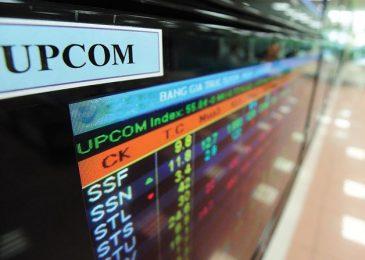 Sàn Upcom phải mua tối thiểu bao nhiêu cổ phiếu