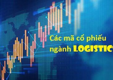 Các mã cổ phiếu ngành Logistics (vận tải) tốt trên sàn chứng khoán 2021